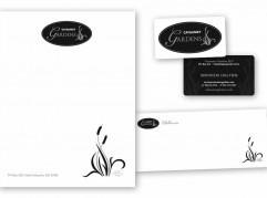 Cataumet Gardens Identity Materials