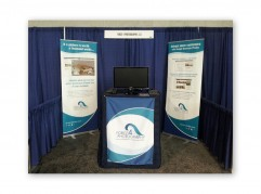 Force 4 Photography Tradeshow Bannerstands & Table Runner