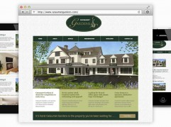 Cataumet Gardens Website