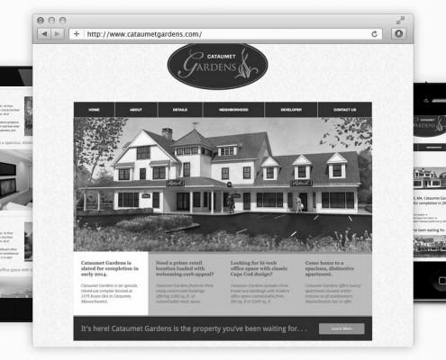 Cataumet Gardens Website
