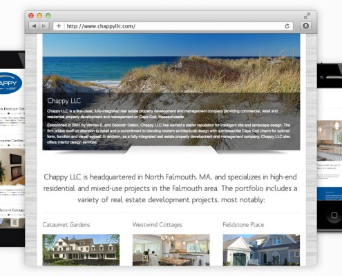 Chappy LLC Website