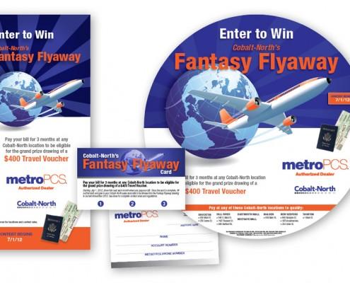 Cobalt-North Flyaway Contest Materials
