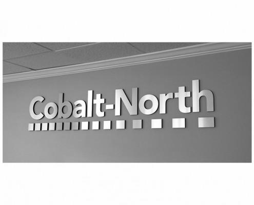 Cobalt-North Signage