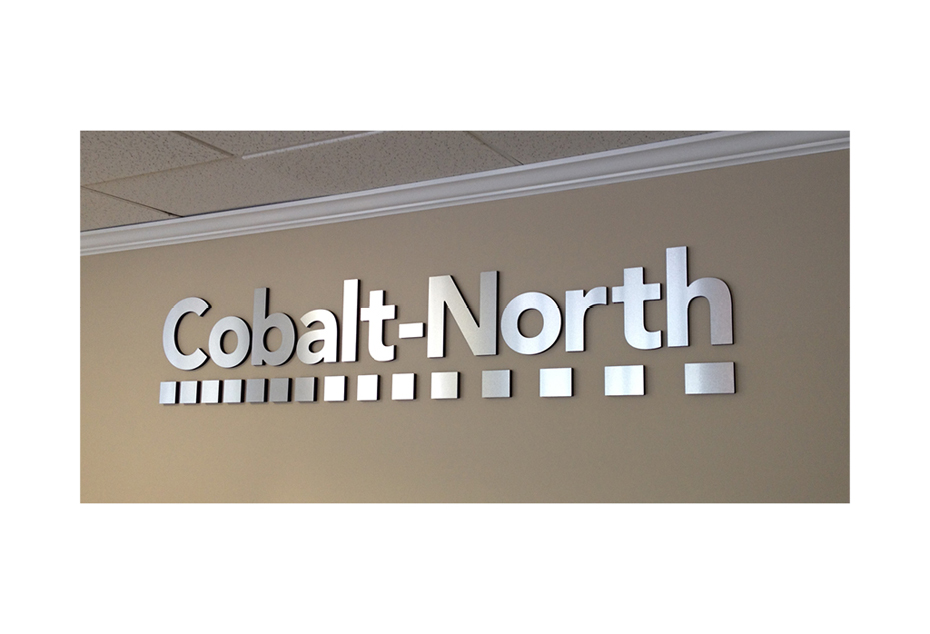Cobalt-North Signage