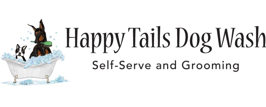 Happy Tails Logo