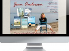 Joan Anderson website