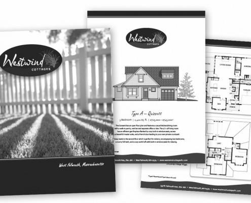 Westwind Cottages Sales Kit